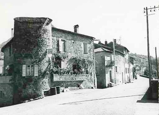 Tourelle Cluzel année 50
