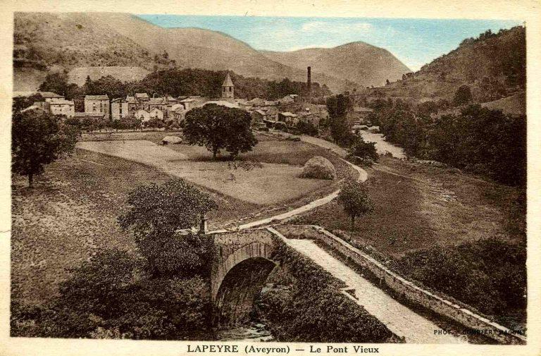 Lapeyre du pont vieux