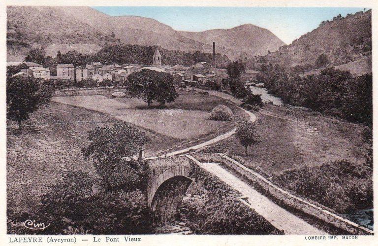 Pont Vieux de Lapeyre