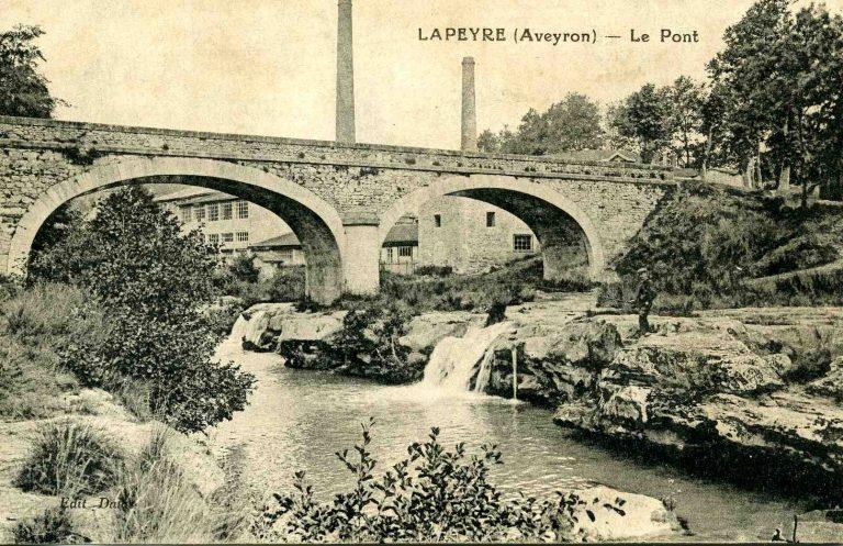 Le Pont de Lapeyre