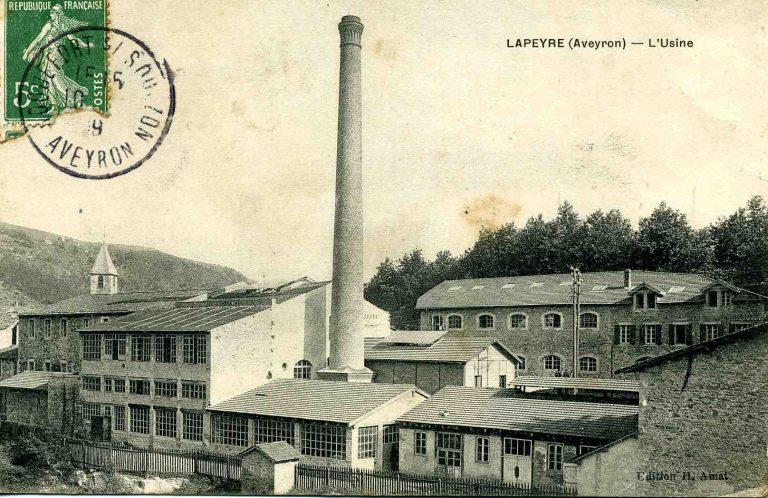 L'usine de Lapeyre